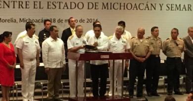 Bases navales michoacan