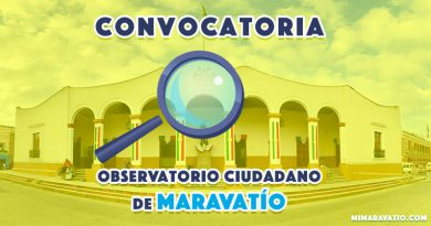 observatorio ciudadano de maravatio
