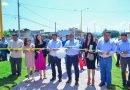 Se inaugura Parque lineal Moctezuma en Maravatío